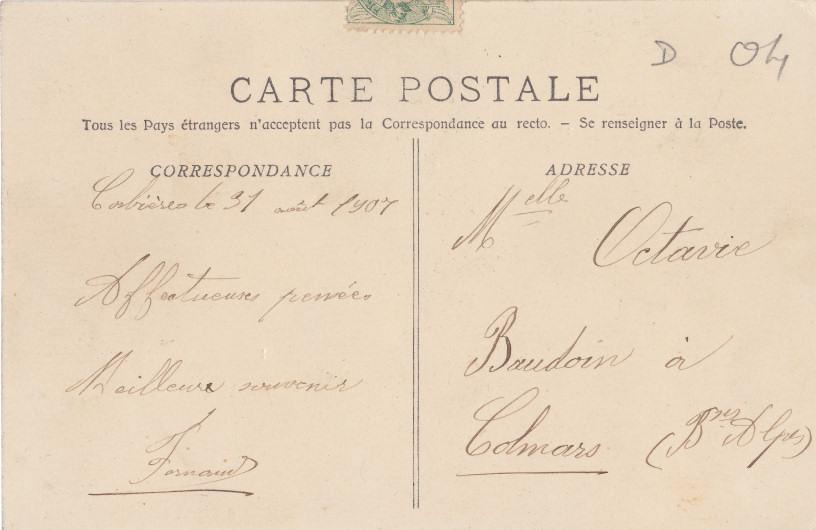 Super carte postale | Corbières - Alpes de Haute Provence SS79